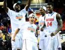 Gator Basketball 2014 SEC Champs!