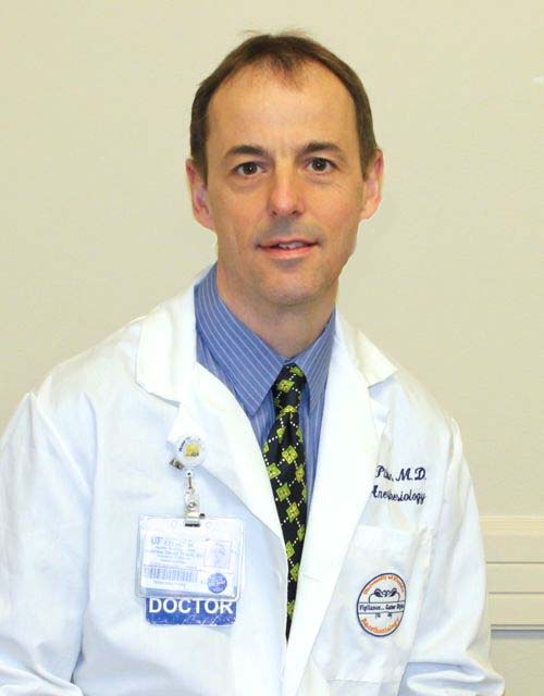 Andrew D Pitkin Mbbs Mrcp Frca Department Of Anesthesiology