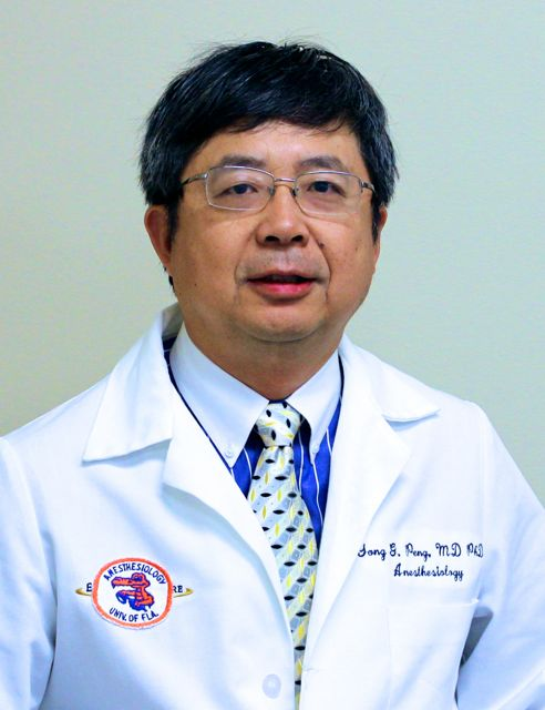 Yong G Peng Md Phd Fase Department Of Anesthesiology College