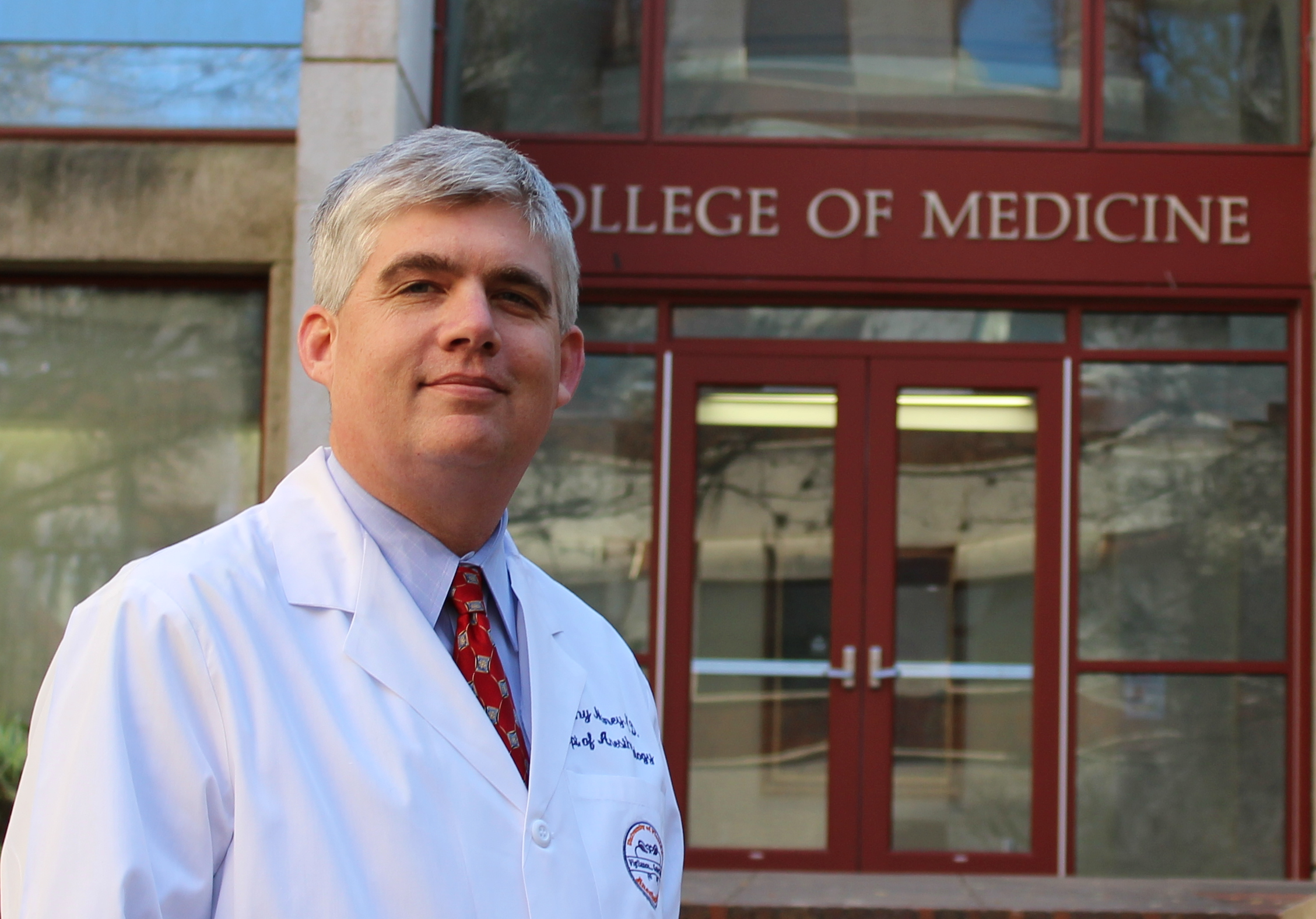 Timothy E Morey Md Department Of Anesthesiology College Of