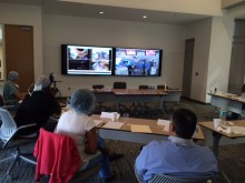 First Maintenance of Certification in Anesthesiology (MOCA) held in the New George T. Harell, MD Medical Education Building