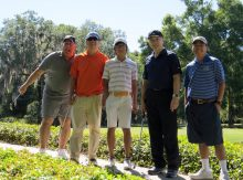 UF Health Shands Perioperative Golf Players