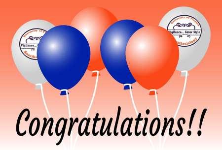congratulatory balloons