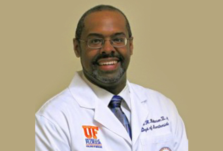 Albert Robinson, MD Elected VP