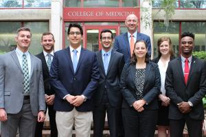 Health Administration Interns 2017