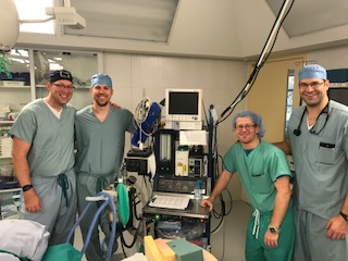 Our team at the La Vida Surgical Center