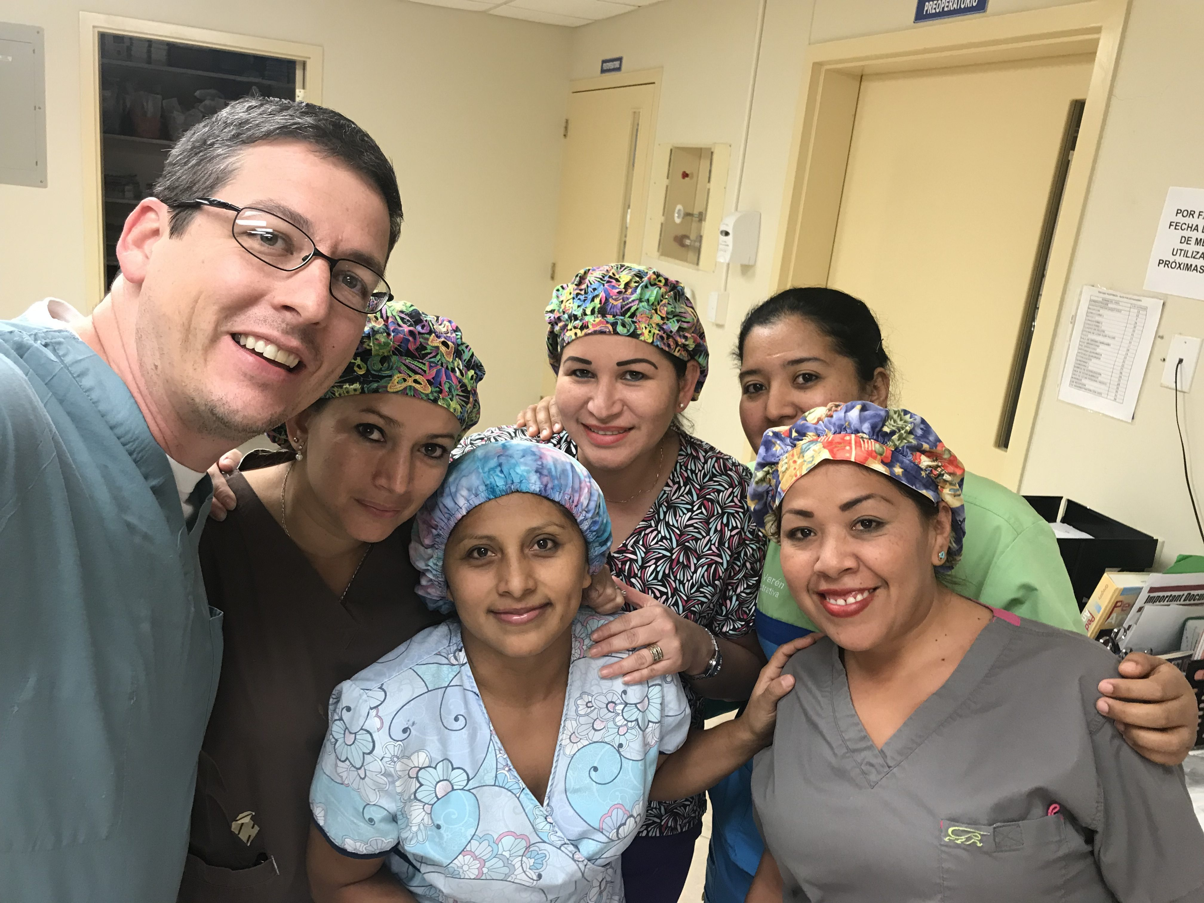 Sean Kiley, MD, and the staff at the clinic