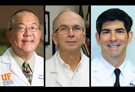 Drs. Lampotang, Gravenstein and White