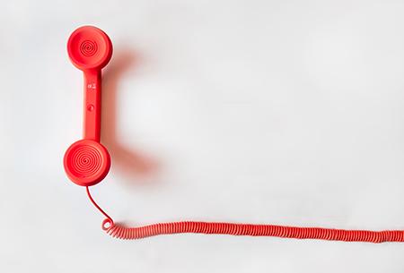 phone reciever