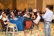 Dinner reception at GAARRC 2018