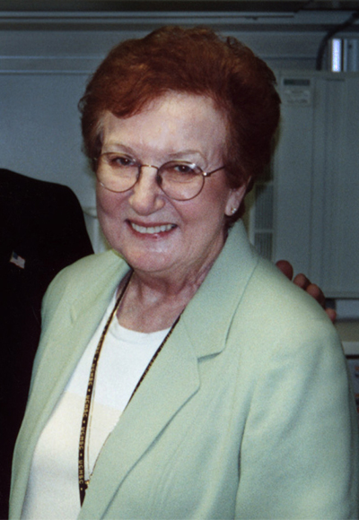 Shirley Graves, MD, DSc(HON)