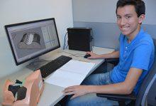 SSTP student Eric Thivierge