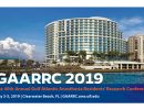 GAARRC save the date 2019