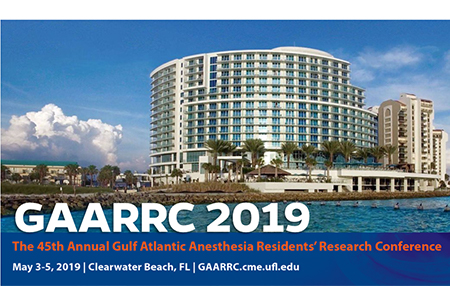GAARRC save the date 2019