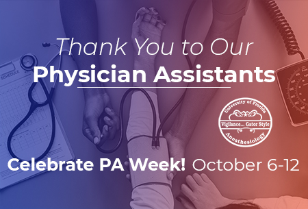 Celebrate National PA Week