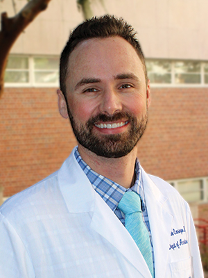 Derek Covington, MD