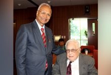 Drs. Shah and Modell