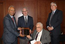 Drs. Shah, Weinberg, Modell, and Morey