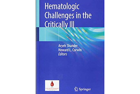 Hematologic Challenges in the Critically Ill book cover