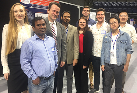 The Dorelab at the 2019 College of Medicine Research Poster Session