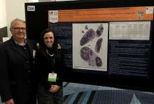 Drs. Boezaart and Cobb at the AAPM meeting
