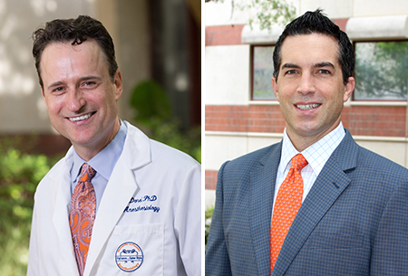 Drs. Dore and Giordano