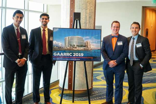 Some of our residents at GAARRC 2019