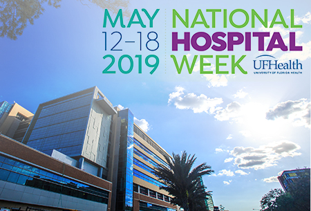 National Hospital Week Shands