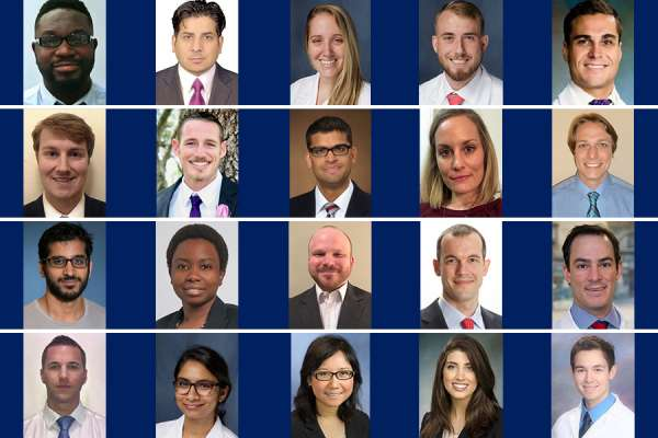 2019 picture collage of our new fellows