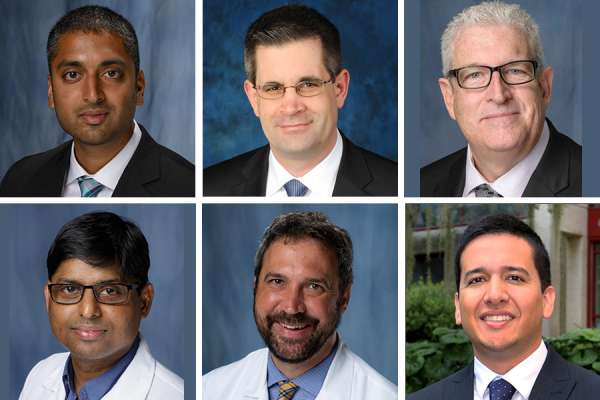 Faculty in our Pain Medicine Division