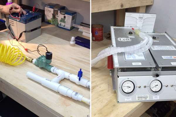 OS Ventilator Prototype