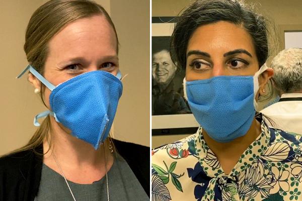 2 mask prototypes