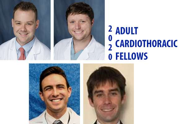 Cardiothoracic fellows montage