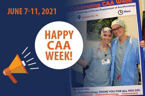 Happy CAA week