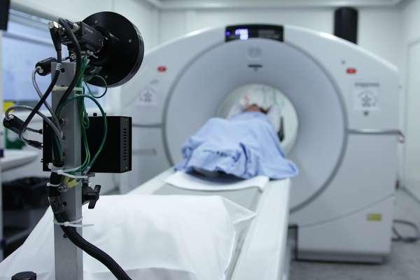 C-T scan machine