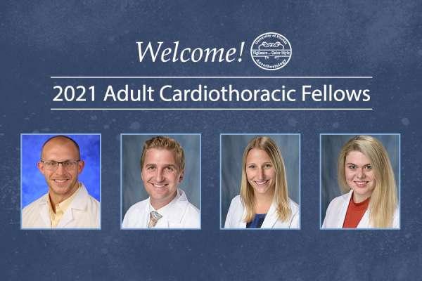 Cardiothoracic Fellows
