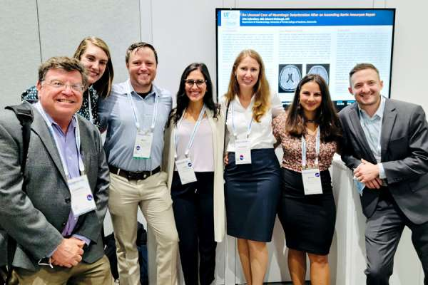 Group of our anesthesiologists at A-S-A