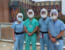 Anesthetists step up to help during COVID surge