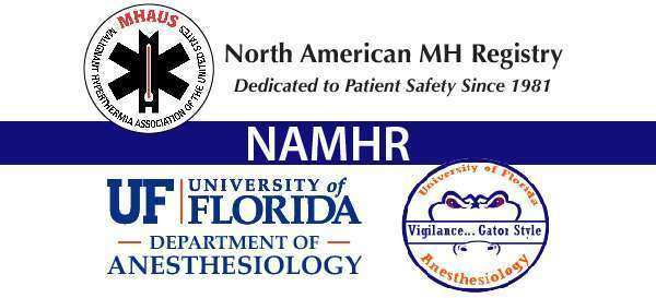 NAMHR and the University of Florida