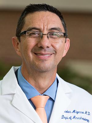 Nick Algarra, MD