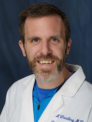 Adam Wendling. MD