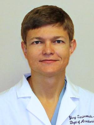 Yury Zasimovich, MD