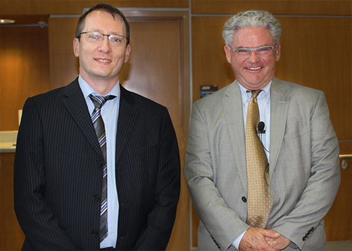 Drs. Rabai and Spiess