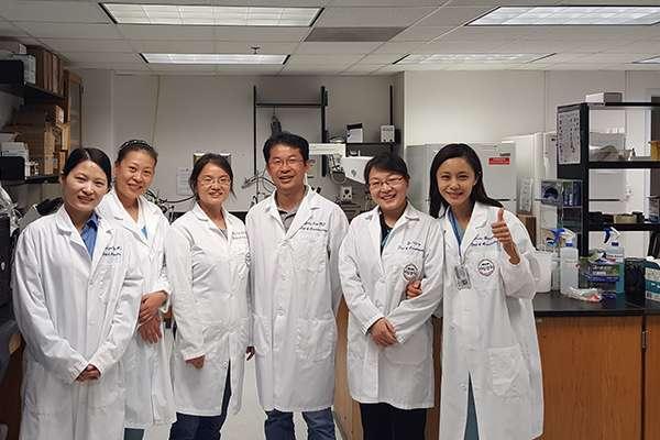 Martynyuk Lab Team