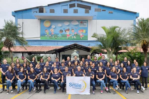 Smile Foundation in Ecuador
