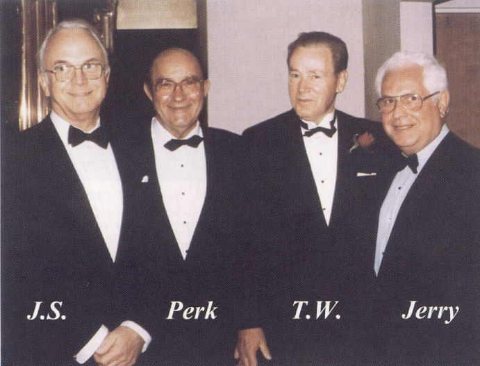 Founders of UF Anesthesiology