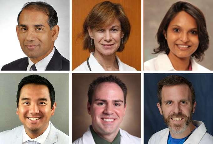 Research Fund Award Winners headshots