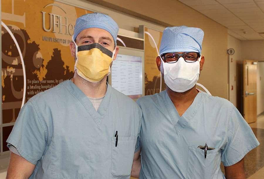 Doctors Murri and Kumar