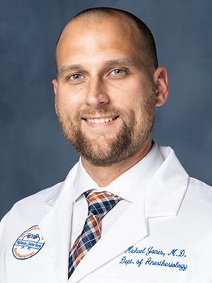 Michael Jones, MD
