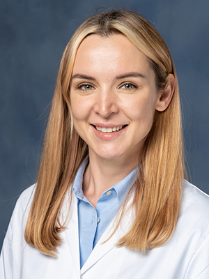 Olesia Merinova, MD